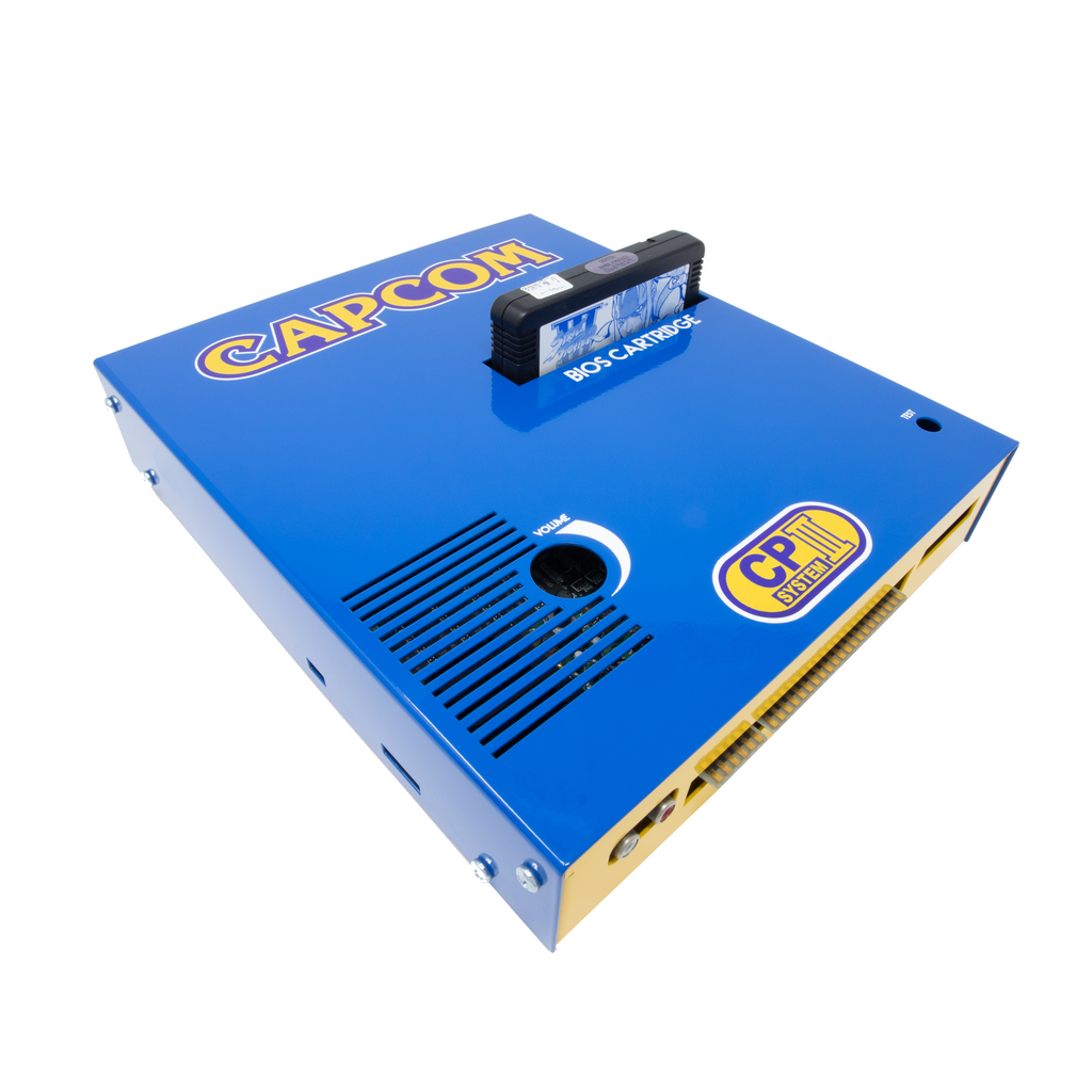 CPS3 Enclosure-Accessory-Jasen's Customs-Blue/Yellow-Jasen's Customs