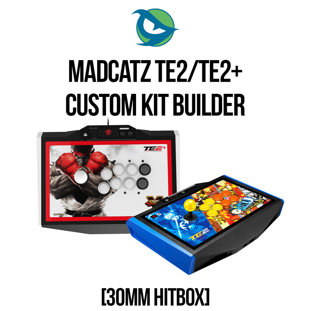 Madcatz TE2/TE2+ 30mm Hitbox Conversion Kit-Custom Bundle-Custom Bundle-Jasen's Customs