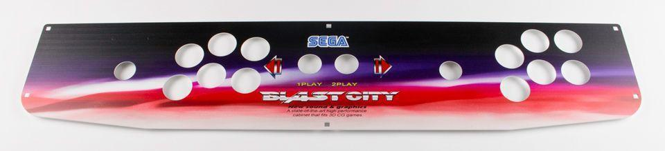 Sega Blast City - 2L12B-Jasen's Customs