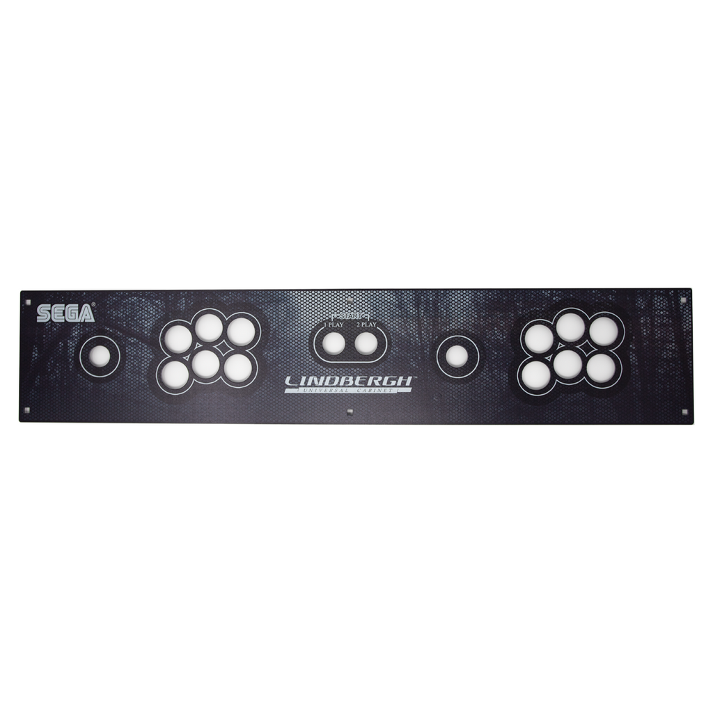 Sega Lindbergh Control Panel - 2L12B-Jasen's Customs