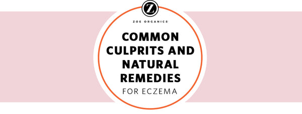 Eczema: Common Culprits, How to Treat it Naturally + a Giveaway!