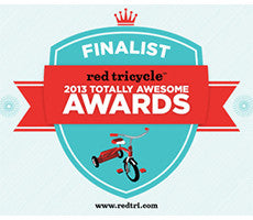 Zoe Organics was a finalist in the Red Tricycle Totally Awesome Awards in the Skin Care category!
