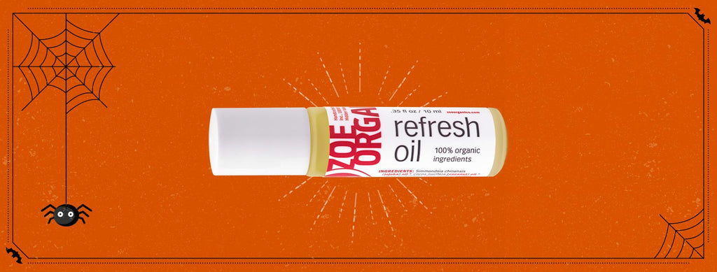 FREE Refresh Oil with purchase!