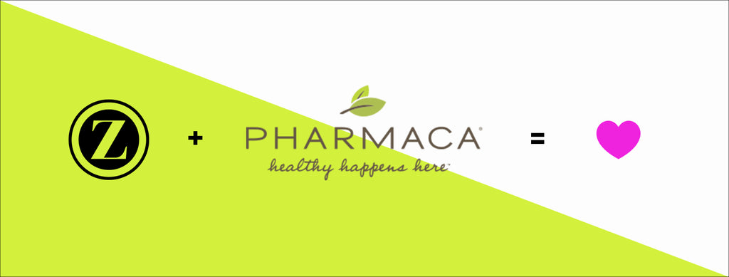 Find Us at Pharmaca!