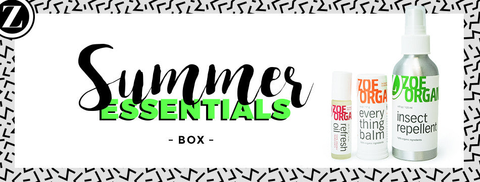 Introducing our Summer Essentials box!