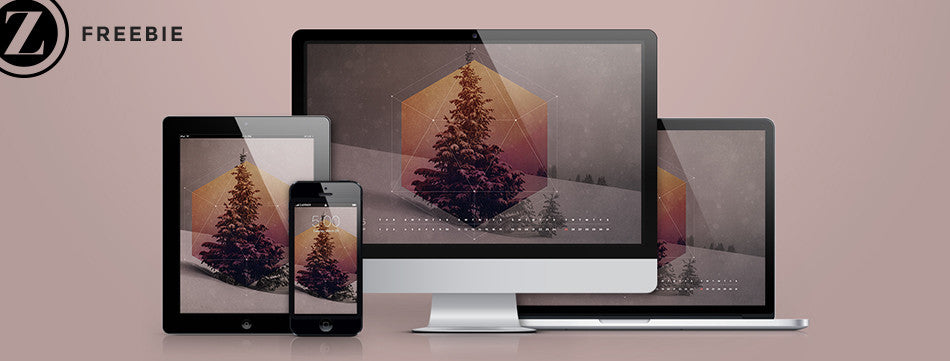 Digital Wallpaper Download: December 2016