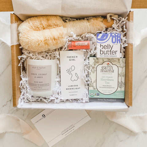 The Pampered Pregnancy Gift Box