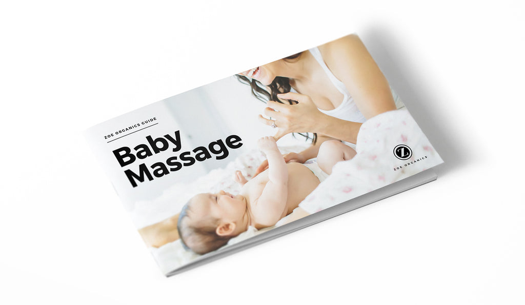Zoe Organics Baby Massage Guide