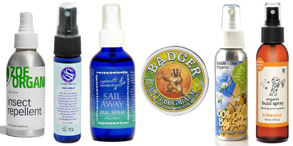6 Pregnancy-Safe Bug Repellents