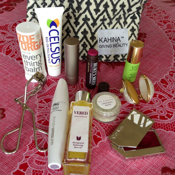 Makeup Bag: Celebrity Makeup Artist Katey Denno