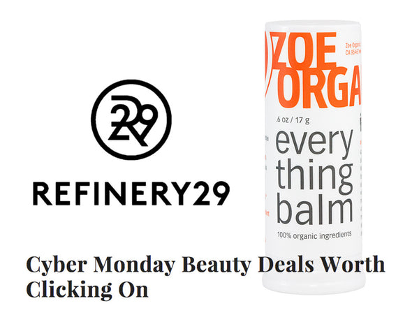 Refinery29: Cyber Monday Beauty Deals Worth Clicking On