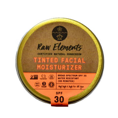 Raw Elements Tinted Sunscreen