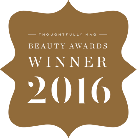 2016 Green Beauty Awards
