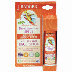 Badger Balm Kids SPF 35 Sport Stick