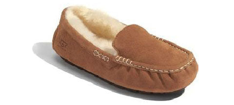 UGG 'Ansley' Water Resistant Slippers