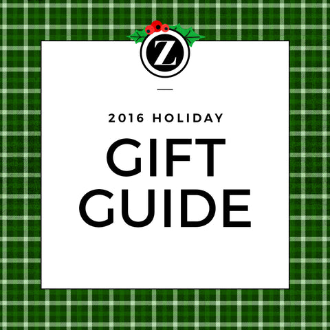 Zoe Organics 2016 Holiday Gift Guide