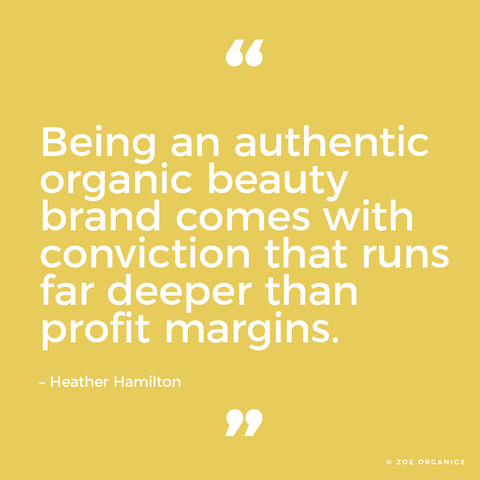 Organic Authority quote: Heather Hamilton