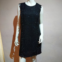 Load image into Gallery viewer, Tweed Dress - boutique HANAYA