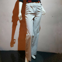 画像をギャラリービューアに読み込む, Wide Pants with Striped printed made in JAPAN - boutique HANAYA