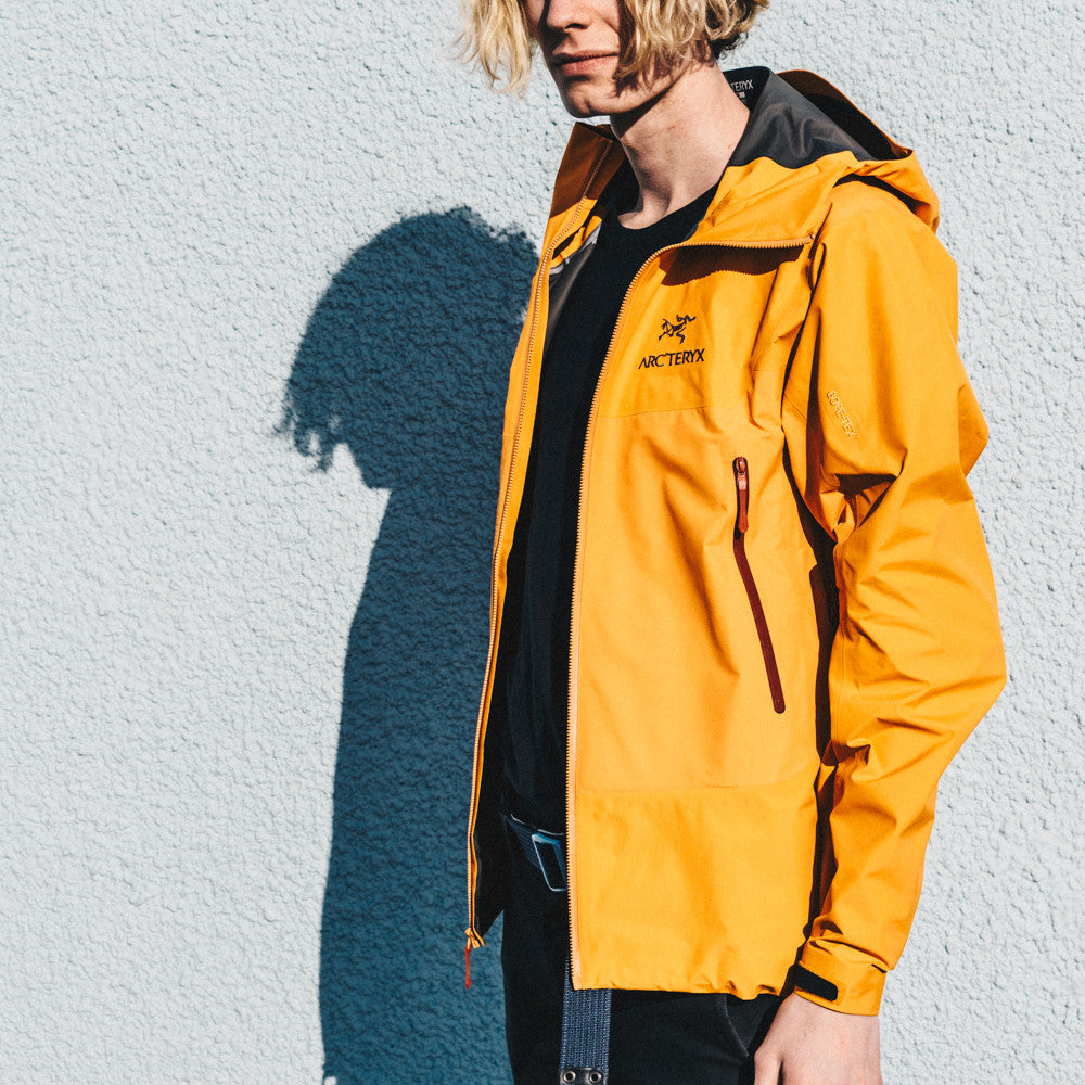 Arc'teryx Yellow One