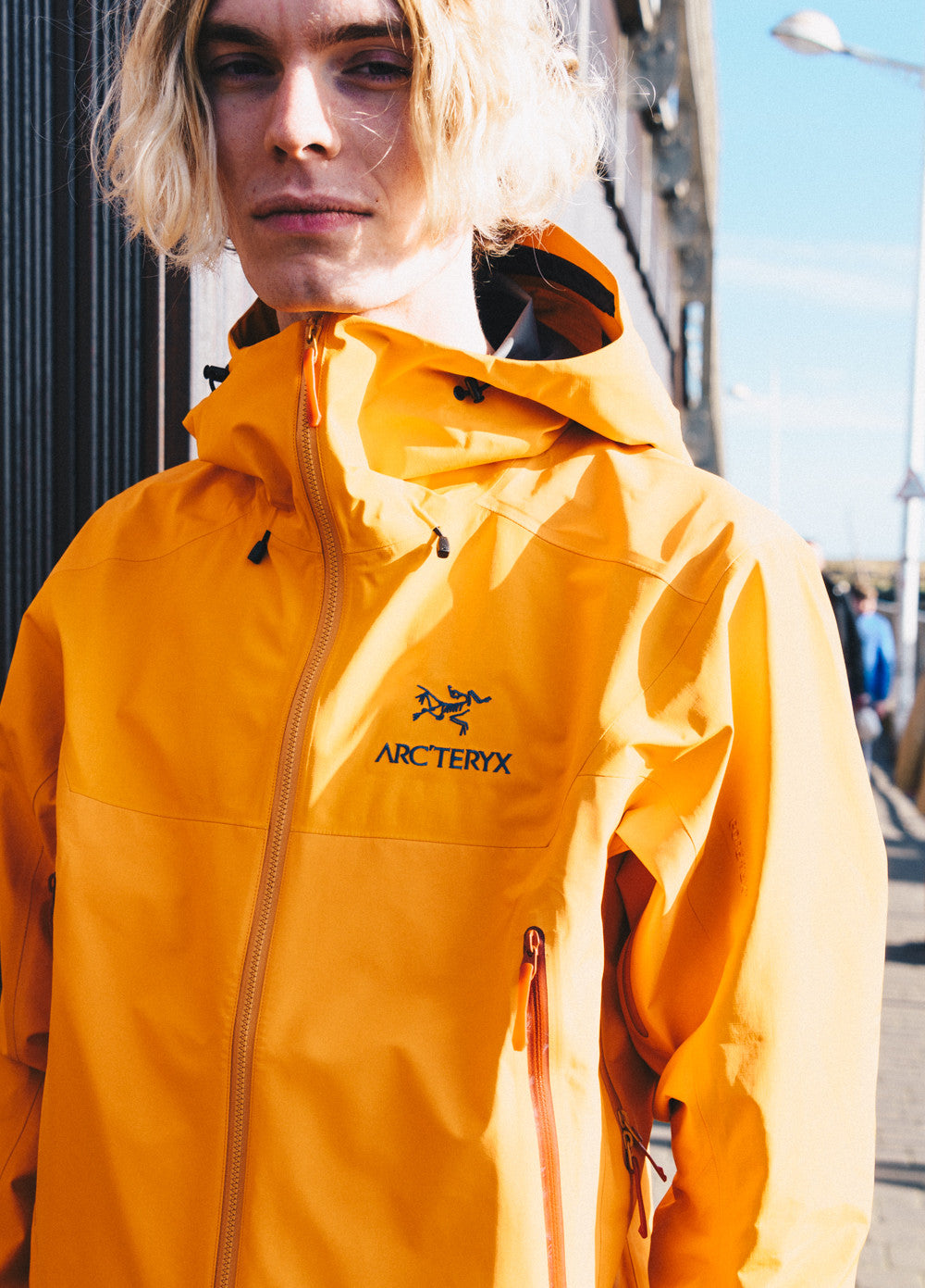 Arc'teryx Yellow Two