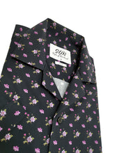 Load image into Gallery viewer, Flower shirt short sleev