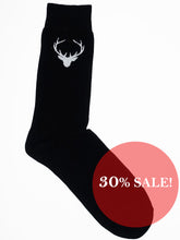 Load image into Gallery viewer, Reindeer head socks