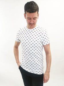 Ren t-shirt slim fit