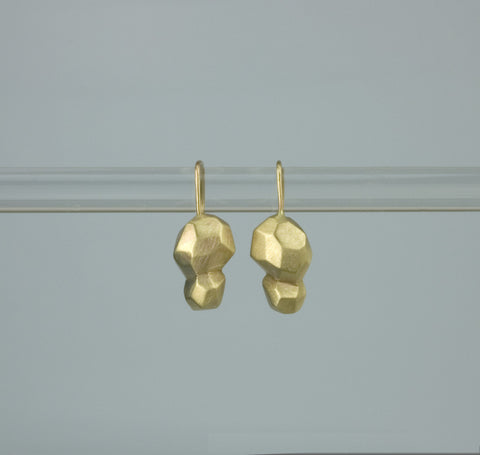 Double Polygon Earring