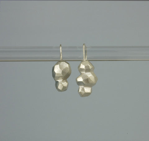 Double and Triple Polygon Earring