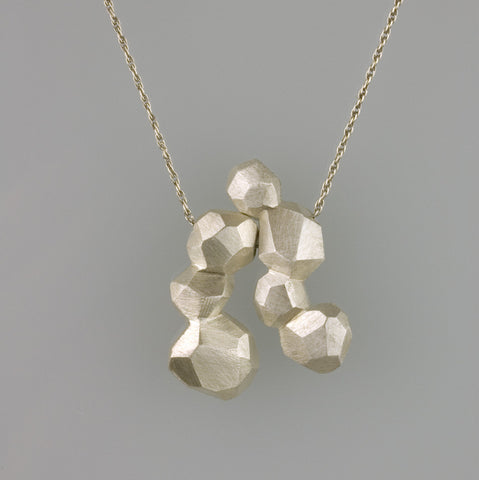 Double Polygon Necklace