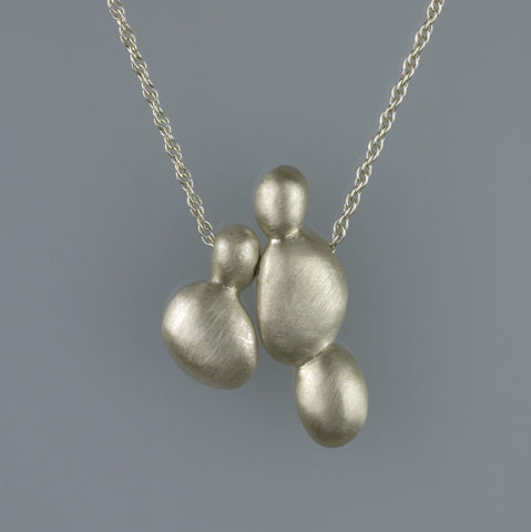 Double Concretion Necklace