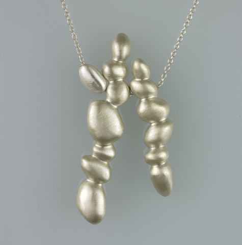 Long Concretion Necklace