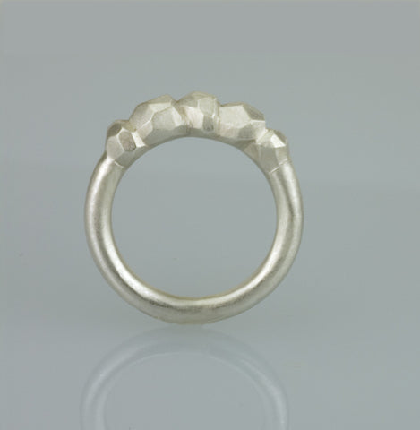 Half Polygon Ring