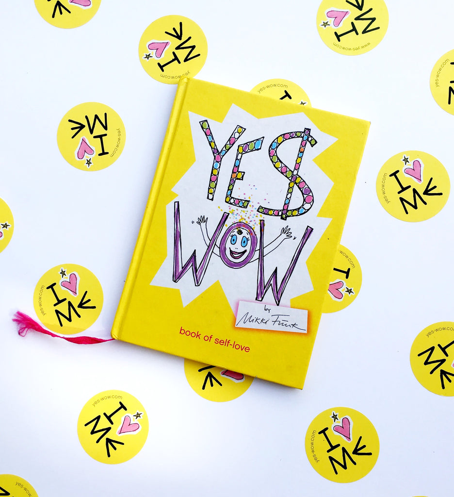 Yes WOW - The Book of Selflove