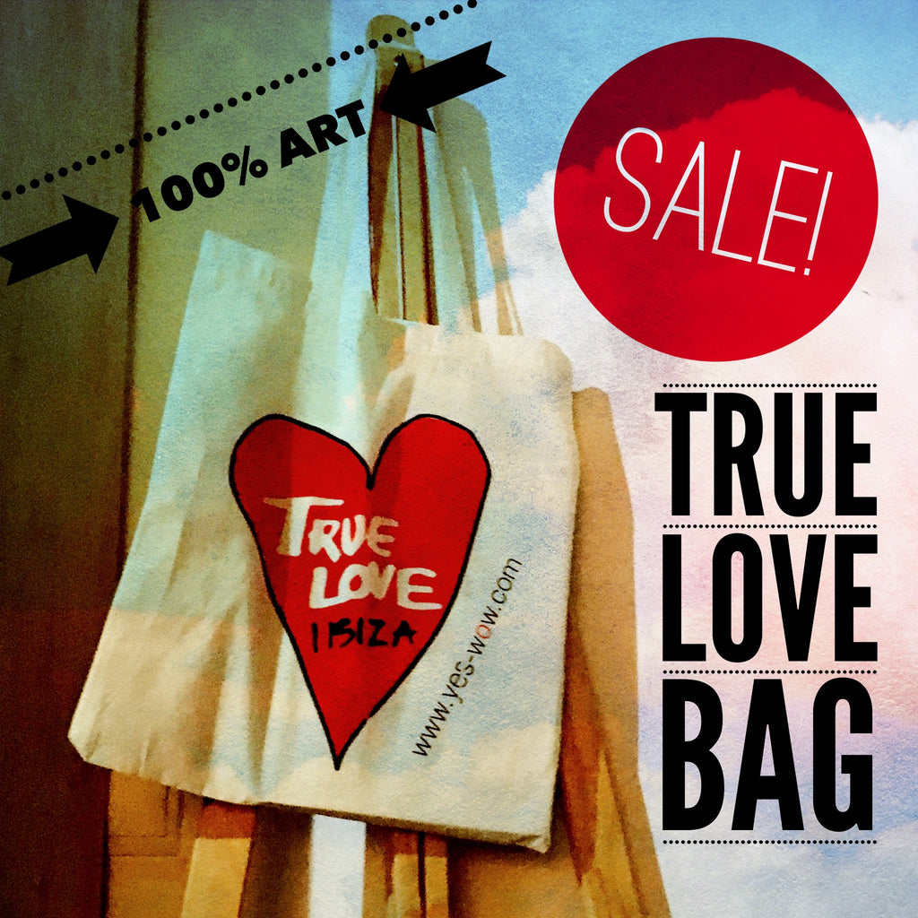 True Love Organic Bag