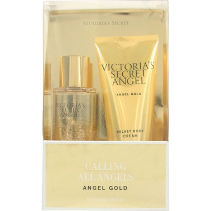 Victoria's Secret : ANGEL GOLD : 2-Piece Gift Set 2020