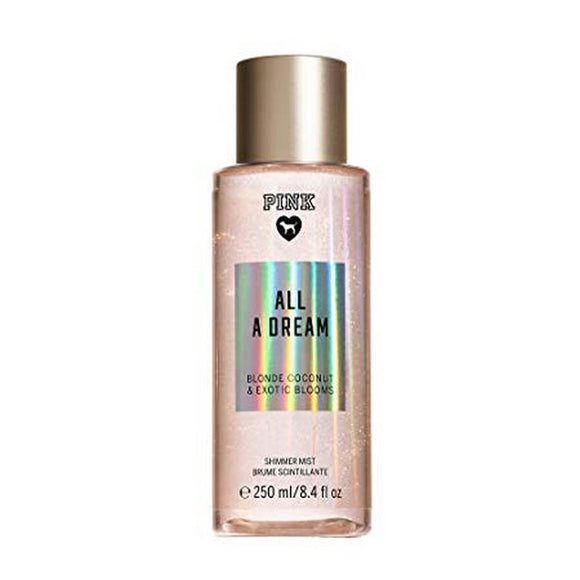 Victoria's Secret : PINK : All a Dream Shimmer Mist