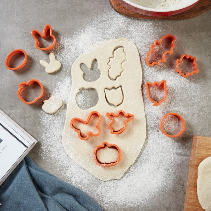 HomeCentre : Bake It : Mini Cookie Cutter Set - Set of 10
