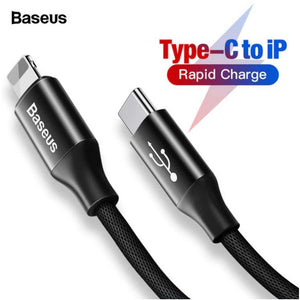 Baseus : USB-C to iPhone Charging Cable
