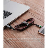 Baseus : Smart Charging Cable : USB-C