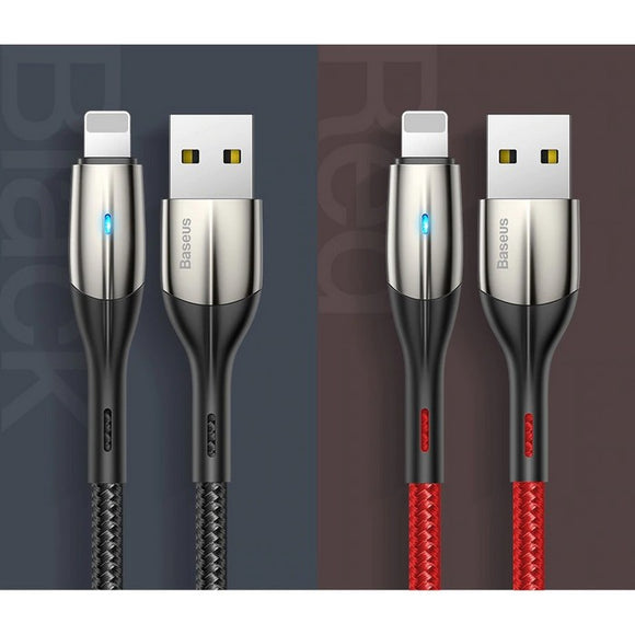 Baseus : Zinc Alloy Cable : iPhone