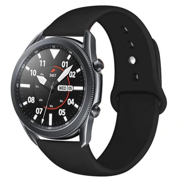 Android Watch Straps : Silicon