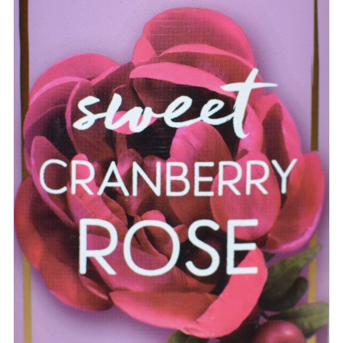 Bath and Body Works : Body Lotion : Sweet Cranberry Rose
