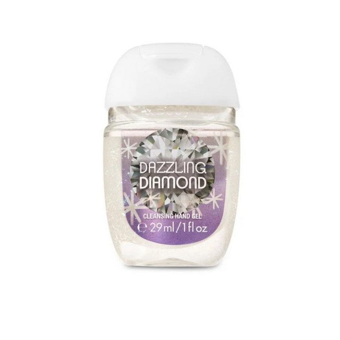 Bath and Body Works : Cleansing Hand Gel : Dazzling Diamond