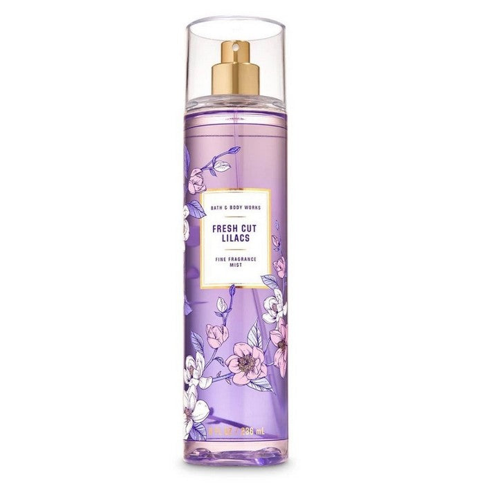 Bath and Body Works : Fragrance Mist : Fresh Cut Lilacs