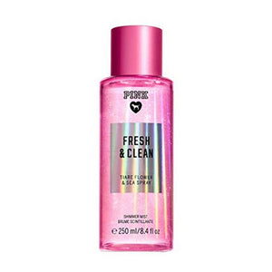 Victoria's Secret : PINK : Fresh & Clean Shimmer Mist