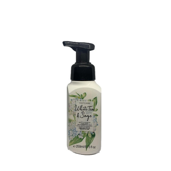 Bath and Body Works : Gentle Foaming Hand Soap : White Tea & Sage