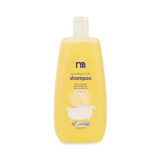 Mothercare : Goodbye Tears Baby Shampoo