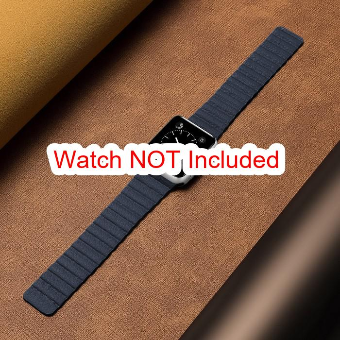 Apple Watch Straps : Magnetic Leather
